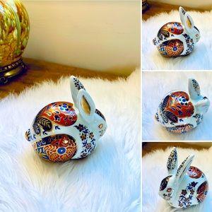 🦋2/$10 3/$15 4/$18 5/$20 Vintage Porcelain Bunny